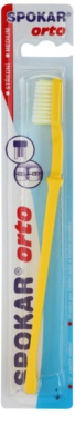 Spokar Orto escova de dentes para usuários de aparelho fixo medium