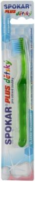 Spokar Plus zubní kartáček pro děti extra soft