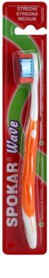 Spokar Wave escova de dentes medium