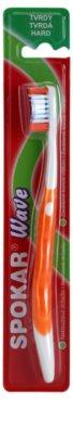 Spokar Wave escova de dentes dura