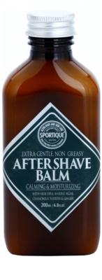 Sportique Wellness Extra-Gente borotválkozás utáni balzsam