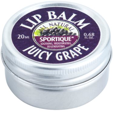 Sportique Wellness Juicy Grape Lippenbalsam 2