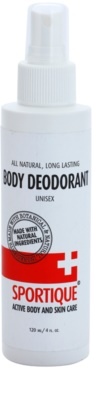 Sportique Sports Deodorant Spray