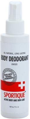 Sportique Sports desodorizante em spray