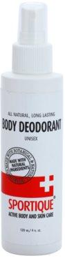 Sportique Sports дезодорант в спрей
