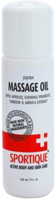 Sportique Sports Massageöl für Sportler