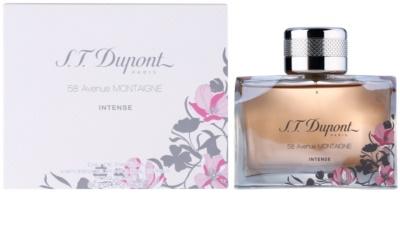 S.T. Dupont 58 Avenue Montaigne Intense eau de parfum nőknek