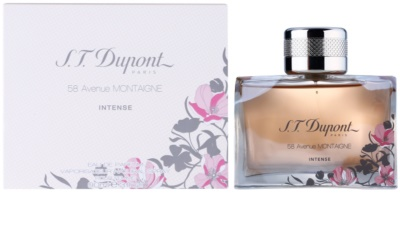 S.T. Dupont 58 Avenue Montaigne Intense Eau de Parfum para mulheres