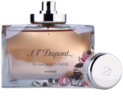 S.T. Dupont 58 Avenue Montaigne Intense eau de parfum nőknek 3