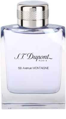 S.T. Dupont 58 Avenue Montaigne Eau de Toilette für Herren 2