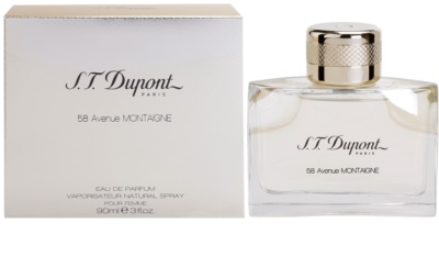 S.T. Dupont 58 Avenue Montaigne parfémovaná voda pre ženy