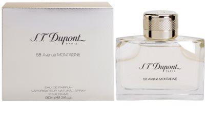 S.T. Dupont 58 Avenue Montaigne parfémovaná voda pro ženy