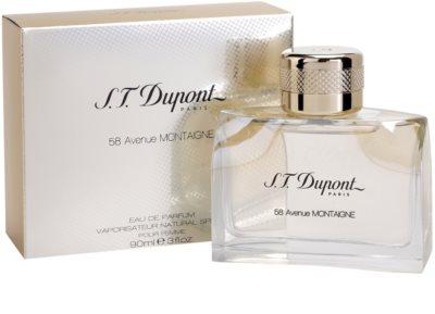 S.T. Dupont 58 Avenue Montaigne parfémovaná voda pro ženy 1