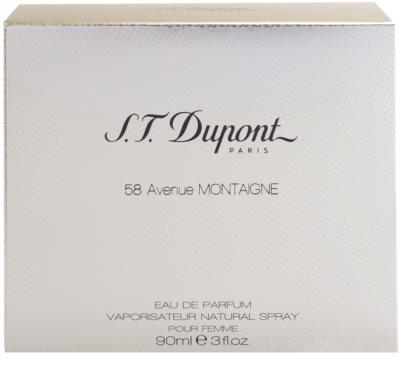 S.T. Dupont 58 Avenue Montaigne parfémovaná voda pro ženy 4