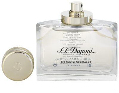 S.T. Dupont 58 Avenue Montaigne eau de parfum teszter nőknek 2