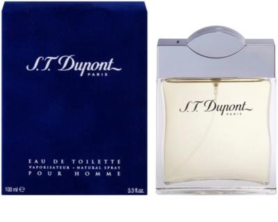 S.T. Dupont S.T. Dupont for Men Eau de Toilette pentru barbati