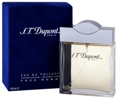 S.T. Dupont S.T. Dupont for Men Eau de Toilette für Herren 1