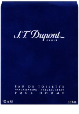 S.T. Dupont S.T. Dupont for Men Eau de Toilette für Herren 4