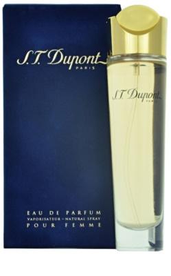 S.T. Dupont S.T. Dupont for Women Eau de Parfum für Damen