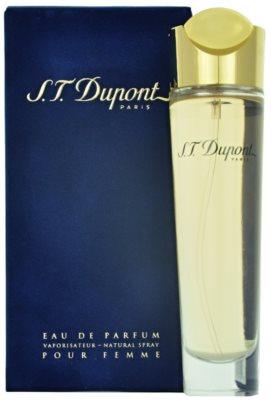 S.T. Dupont S.T. Dupont for Women eau de parfum nőknek