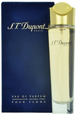 S.T. Dupont S.T. Dupont for Women парфюмна вода за жени