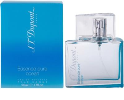 S.T. Dupont Essence Pure Ocean Pour Homme тоалетна вода за мъже