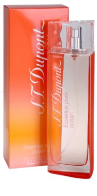 S.T. Dupont Essence Pure Ocean Pour Femme Eau de Toilette pentru femei 1