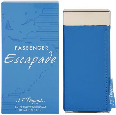 S.T. Dupont Passenger Escapade Pour Homme eau de toilette para hombre