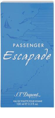 S.T. Dupont Passenger Escapade Pour Homme eau de toilette para hombre 4
