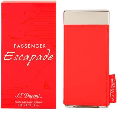 S.T. Dupont Passenger Escapade Pour Femme eau de parfum para mujer
