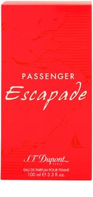 S.T. Dupont Passenger Escapade Pour Femme eau de parfum para mujer 4