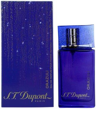 S.T. Dupont Orazuli eau de parfum para mujer