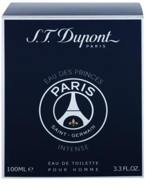 S.T. Dupont Eau Des Princes Intense Eau de Toilette für Herren 4