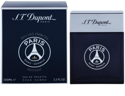 S.T. Dupont Eau Des Princes Intense Eau de Toilette para homens