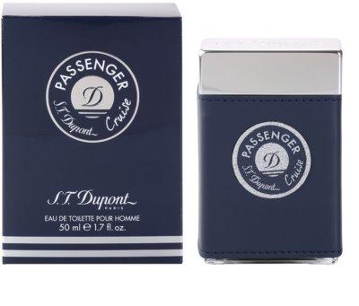 S.T. Dupont Passenger Cruise for Men eau de toilette férfiaknak