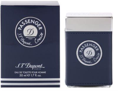 S.T. Dupont Passenger Cruise for Men eau de toilette para hombre