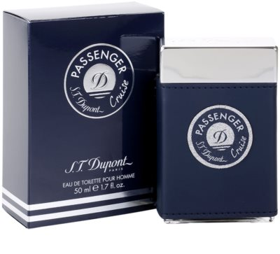 S.T. Dupont Passenger Cruise for Men Eau de Toilette para homens 1