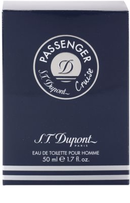 S.T. Dupont Passenger Cruise for Men Eau de Toilette para homens 4