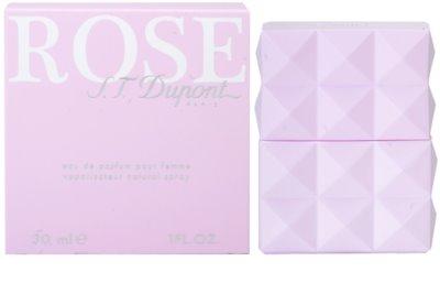 S.T. Dupont Rose eau de parfum para mujer