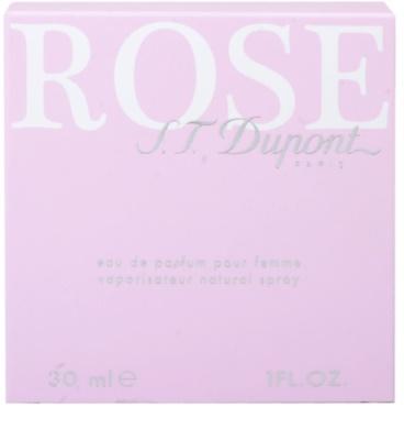 S.T. Dupont Rose eau de parfum para mujer 4