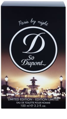 S.T. Dupont So Dupont Paris by Night Eau de Toilette für Herren 4