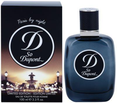 S.T. Dupont So Dupont Paris by Night Eau de Toilette para homens