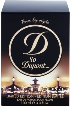 S.T. Dupont So Dupont Paris by Night Eau de Parfum für Damen 4