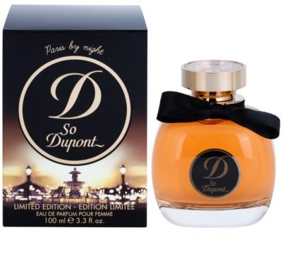 S.T. Dupont So Dupont Paris by Night Eau de Parfum para mulheres