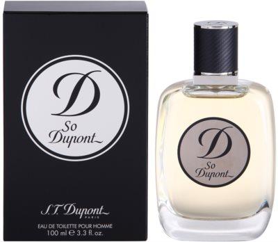 S.T. Dupont So Dupont Eau de Toilette para homens