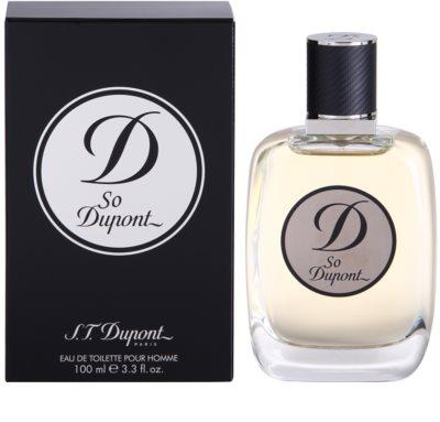 S.T. Dupont So Dupont Eau de Toilette pentru barbati