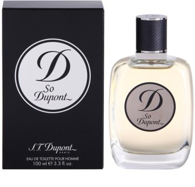 S.T. Dupont So Dupont toaletna voda za moške