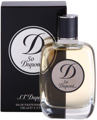S.T. Dupont So Dupont Eau de Toilette para homens 1