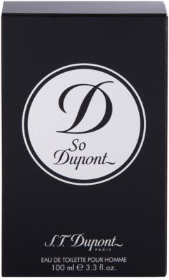 S.T. Dupont So Dupont Eau de Toilette para homens 4