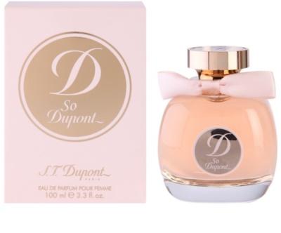 S.T. Dupont So Dupont parfumska voda za ženske